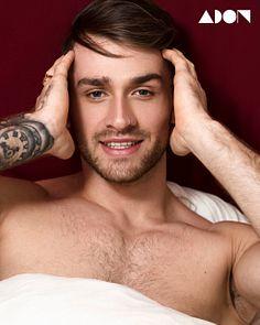 Julien Coste male fitness model
