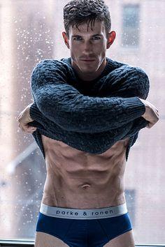 Kevin Foley male fitness model