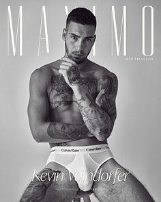 Kevin Vajndorfer male fitness model