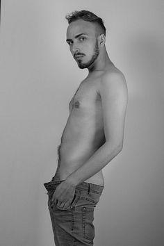 Kordian Żarowski male fitness model