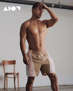 Lil Mett male fitness model