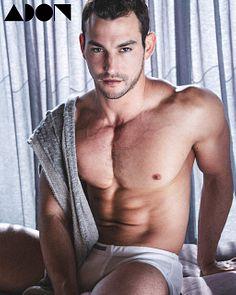 Lior Ridel male fitness model