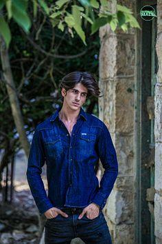 Lioz Haroush male fitness model