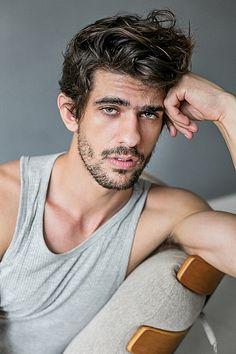 Luan Fernander male fitness model