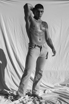 Lucas Montoya male fitness model