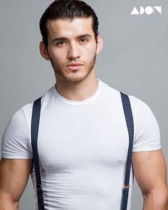 Luis Garcia male fitness model