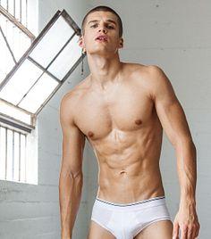 Lukas Katinas male fitness model
