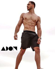 Majd Albahri male fitness model