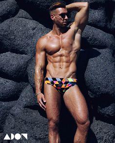 Manuel male fitness model
