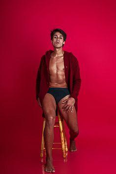 Manuel Delano male fitness model