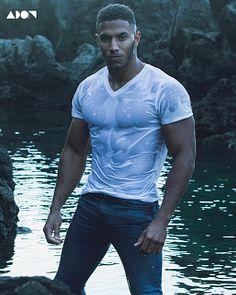 Marcel González male fitness model
