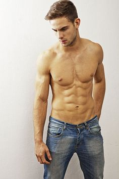 Marcello Coutinho male fitness model
