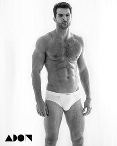Marco male fitness model