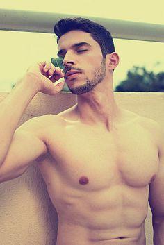 Marcus Patricius male fitness model