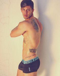 Mario Orozco male fitness model