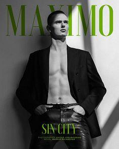 Markas Biliarovas male fitness model