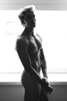 Markos Hyde male fitness model
