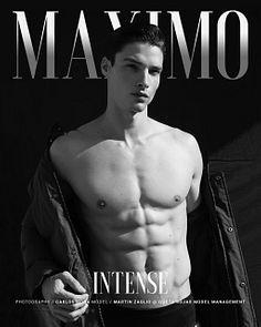 Martin Zaglio male fitness model