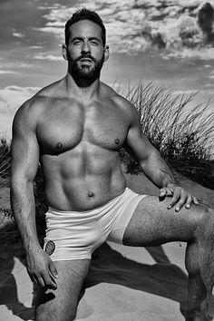 Massimo Arad male fitness model