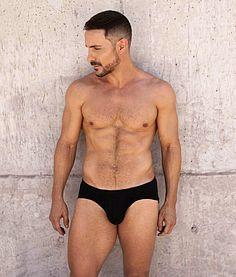 Matias Rietto male fitness model