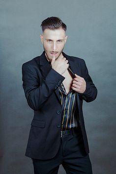 Matteo Antonelli male fitness model