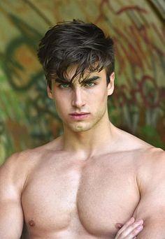 Matteo Gozzi male fitness model