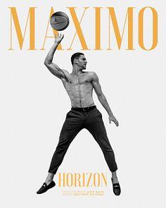 Matthew de Haan male fitness model