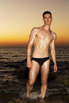 Matthew Harden male fitness model