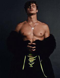 Matthew McGue male fitness model