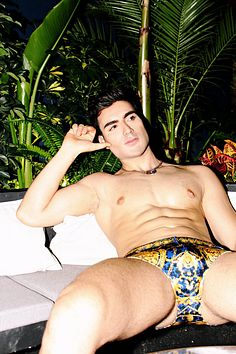 Mauricio Aristizabal male fitness model