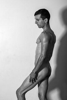 Michał Komarnicki male fitness model