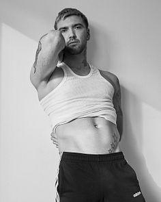 Micha Overdick male fitness model