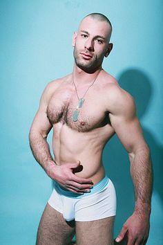 Michael Mio male fitness model