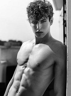 Michele Pezzoni male fitness model