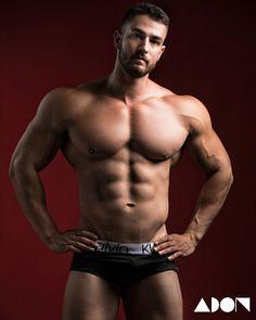 Miguel Angel Gómez Chauhan male fitness model