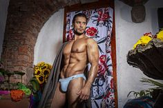 Miguel Angel Montes male fitness model