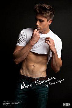 Mike Scocozza male fitness model