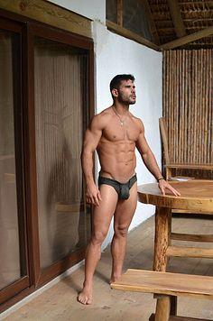 Nahuel male fitness model