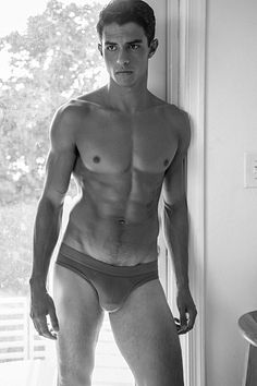 Nick Canto male fitness model