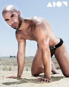 Nico Marchionni male fitness model
