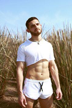 Nicolás Toti male fitness model