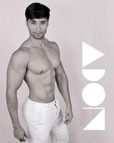 Odin Alvarez male fitness model