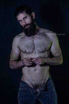 Oliver Bismarck male fitness model