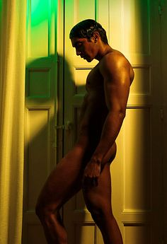 Orlando Delgado male fitness model