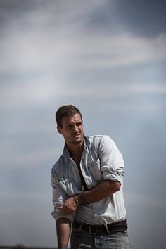Parker Hurley male fitness model