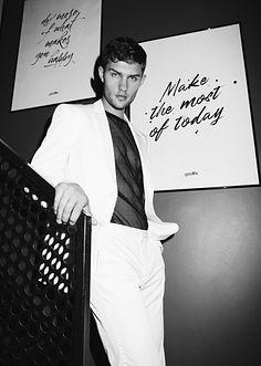 Paul Sturm male fitness model