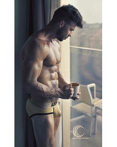 Pedro Conesa male fitness model