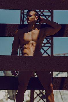 Pedro Heffernan male fitness model