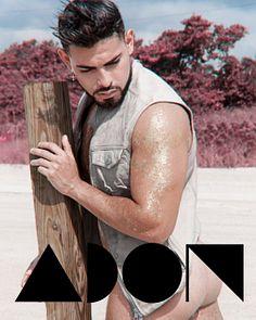 Pedro Milano male fitness model