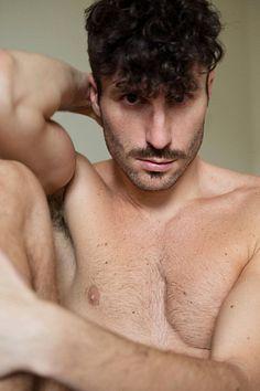 Pierre Rieval male fitness model